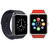 Смарт-часы (Smart Watch) Умные часы А1 Красные, фото 2