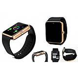 Смарт-часы (Smart Watch) Умные часы А1 Красные, фото 6