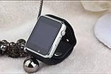 Смарт-часы (Smart Watch) Умные часы А1 Красные, фото 8