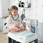 Игровой центр Уход за куклой со звуковыми и световыми эффектами Smoby 240300, фото 9