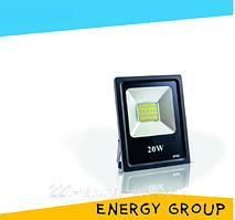 Прожектор EVRO LIGHT ES-20-01 95-265V 6400K 1100Lm SMD