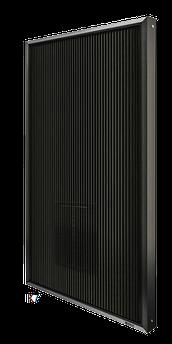 Воздушный солнечный коллектор К7 для отопления 75 кв.м