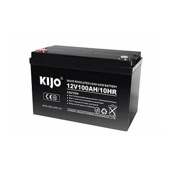 Аккумулятор GEL Kijo JDG 12V 100Ah