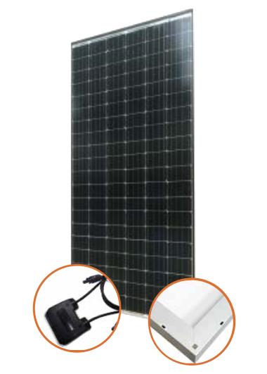Runda Solar RS320S-120, сонячна батарея (панель) 320 Вт, Mono