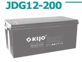 Аккумулятор GEL Kijo JDG 12V 200Ah