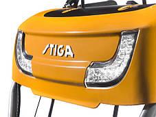Подметальная машина бензиновая самоходная STIGA SWS600GE, фото 3
