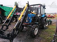 Фронтальные погрузчики 4.6 метра на МТЗ-80, МТЗ-82