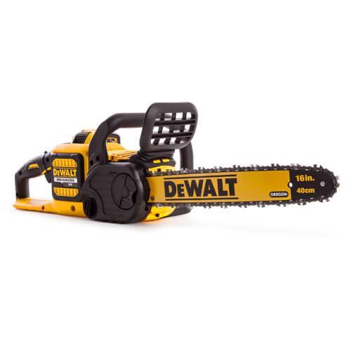 Пила цепная аккумуляторная бесщёточная DeWALT DCM575X1