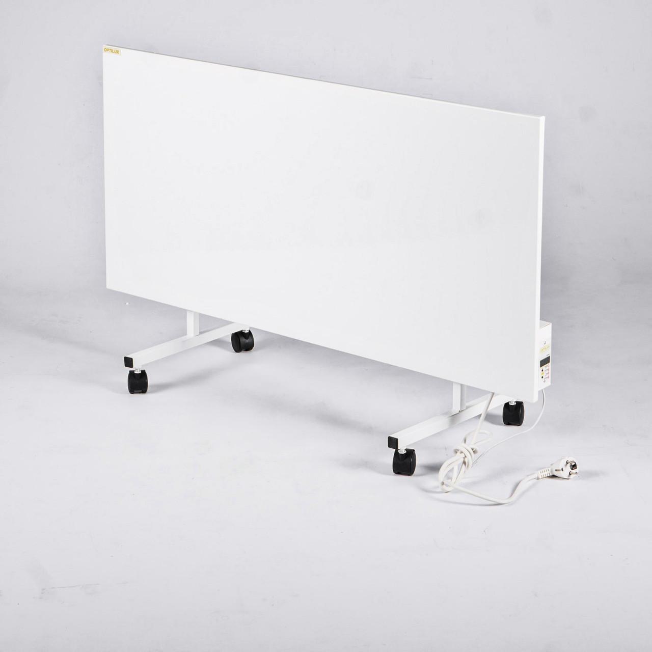 Optilux P700НВ до 14 м² Энергосберегающий металлический обогреватель с электронным терморегулятором (98х47 см)