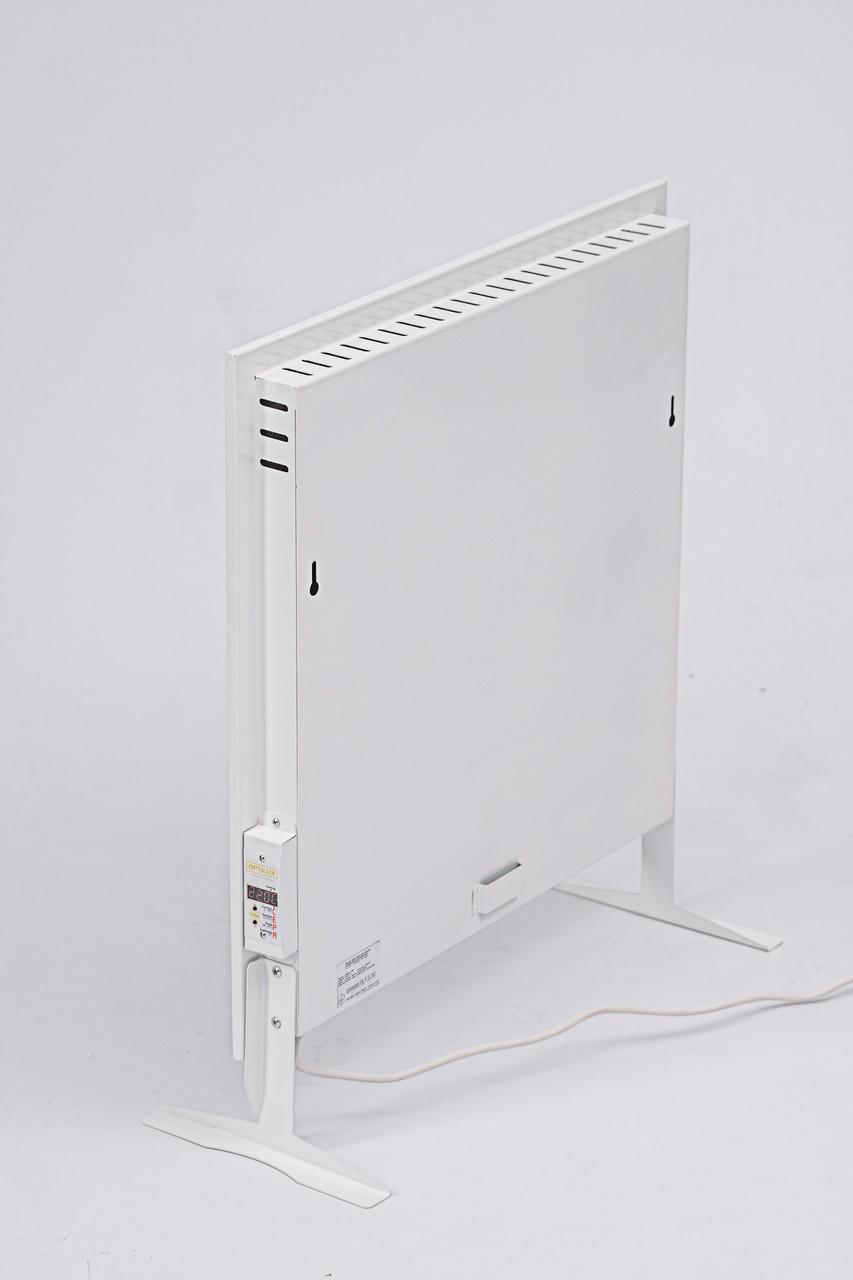 Optilux РК430НВП до 12 м² Энергосберегающий керамический обогреватель с электронным программатором (60х60см)