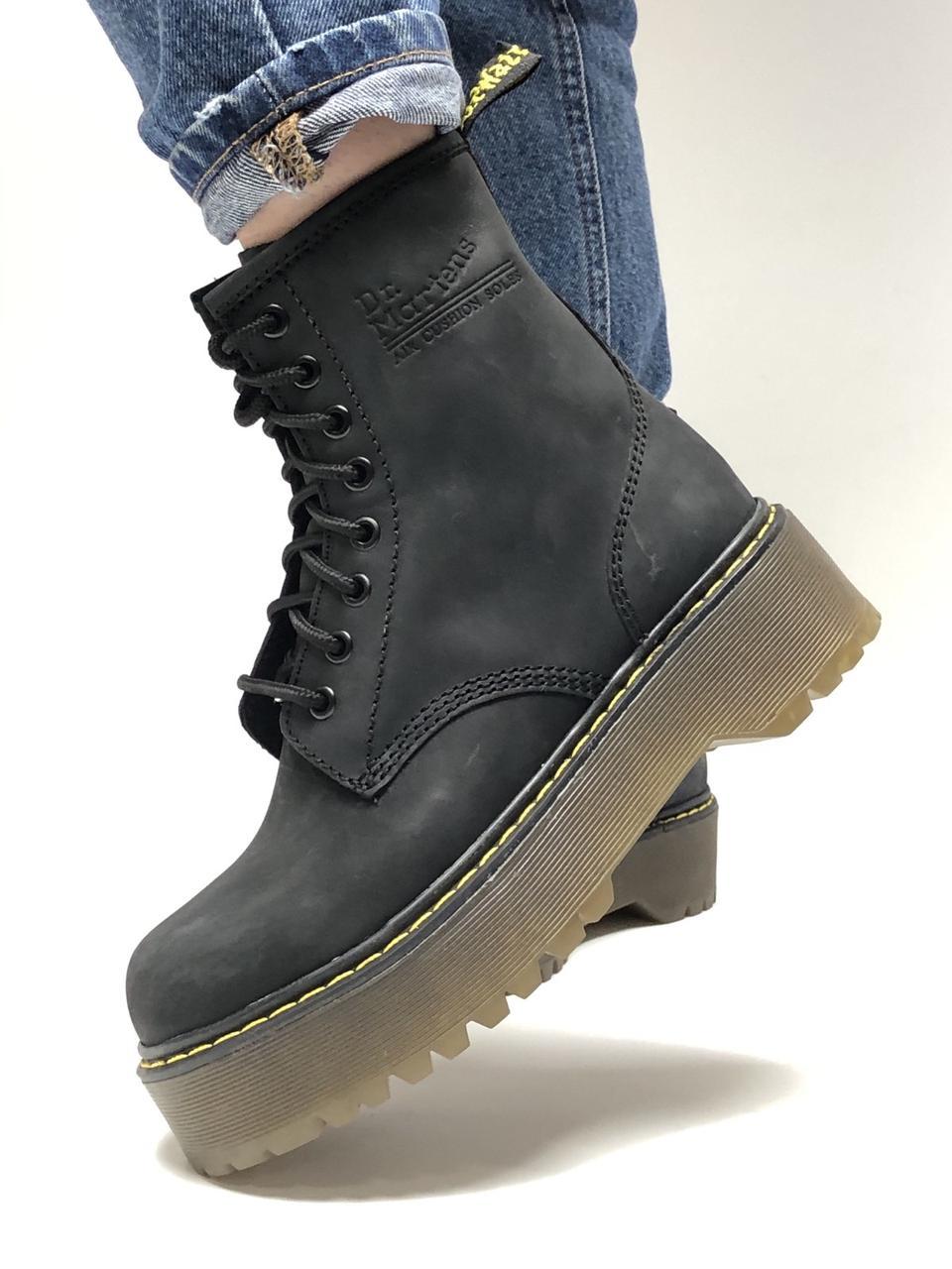 Жіночі черевики Dr. Martens Jadon Vintage (Демі). [Розміри в наявності: 36,37,38,39,40]
