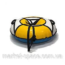Тюбинг надувные санки, ватрушка. Диаметр 80 см, фото 3