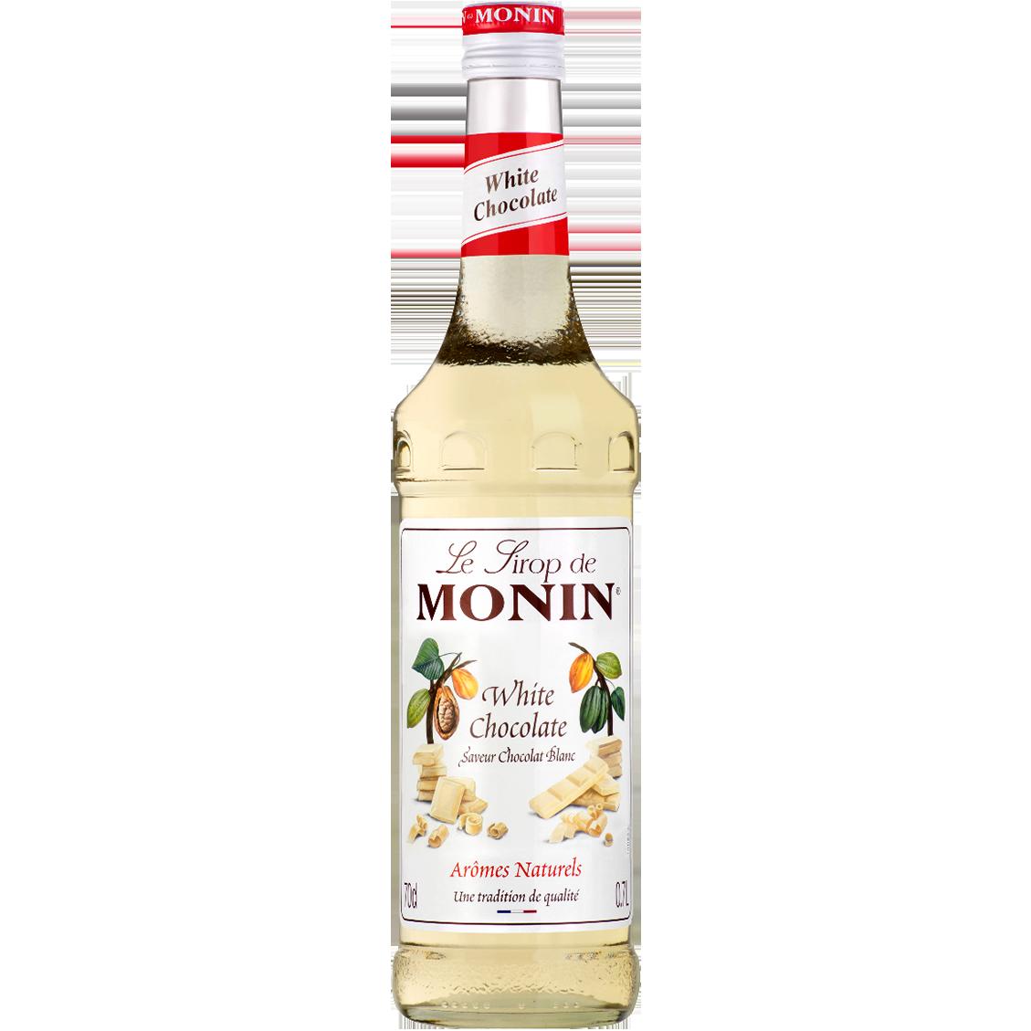 "Сироп коктейльный MONIN ""Белый шоколад"" 700мл"