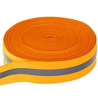 Стрічка для розмітки спортивних майданчиків C-4896-100 мм, l-100м, кольори в асортименті)