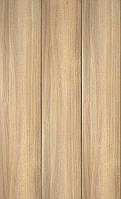 Стінова, декоративна панель МДФ ПВХ (Тріумф) Дуб Тобакко