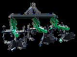 Культиватор междурядной обработки КМО-2,1 Володар с окучниками, фото 2