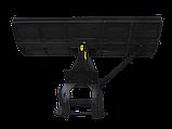 """Отвал ОТ-160 """"Володар"""" с гидроцилиндром для минитрактора, фото 2"""