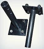 """Полуось """"Zirka 135"""" (кованная шестигранная труба, диаметр 32 мм, длина 200 мм), фото 4"""