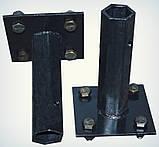 """Полуось """"Zirka 135"""" (кованная шестигранная труба, диаметр 32 мм, длина 200 мм), фото 7"""