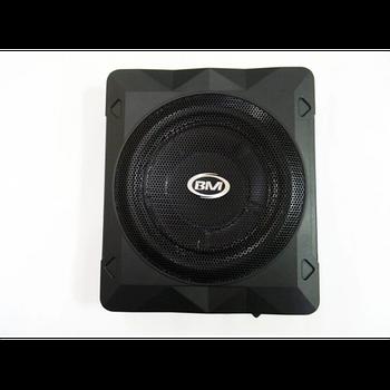 Сабвуфер в машину активный BOSCHMANN BM Audio BM-T10 800W