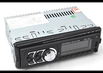 Автомагнитола 1 дин MP3 1094 BT съемная панель ISO