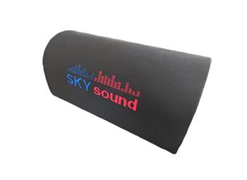 Автомобільний сабвуфер колонка в машину SKY Sound SS-6SUB 600 W