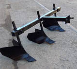 """Окучник трехрядный мототракторний (мотоблочний) ТМ""""Зализо"""", фото 4"""