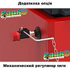 Котел на твердом топливе 40 кВт Retra 6M Red, котел шахтного типа, энергонезависимый, фото 8
