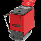 Котел на твердом топливе 40 кВт Retra 6M Red, котел шахтного типа, энергонезависимый, фото 2