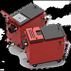 Котел на твердом топливе 40 кВт Retra 6M Red, котел шахтного типа, энергонезависимый, фото 3