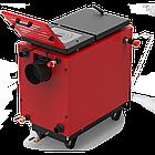 Котел на твердом топливе 40 кВт Retra 6M Red, котел шахтного типа, энергонезависимый, фото 4