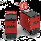 Котел на твердом топливе 40 кВт Retra 6M Red, котел шахтного типа, энергонезависимый, фото 5