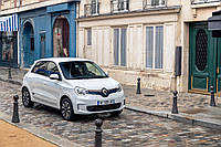 Renault Twingo Electric 2021: вся техническая информация и фото