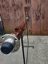 Балка для прицепа квадратная, усиленная (6 мм) со ступицами ВАЗ 2108 под жигулевское колесо АТВ-155 (08Р)
