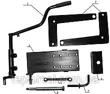 Задний подъемный механизм для минитрактора