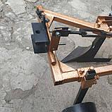 """Плуг 2*20 """"Полтава"""" для мототракторов (короткая сцепка), фото 8"""