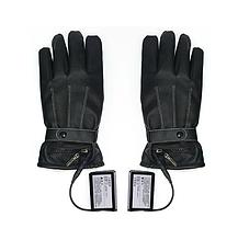 """Модельні рукавички з підігрівом пальців """"Eco-Obogrev FASHION"""" + акумулятори 3000 маг + зарядний пристрій."""