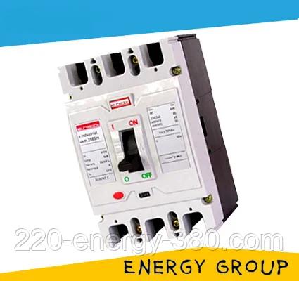 Силовой автоматический выключатель 100Sm, 3p, 80А