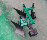 """Плуг двухкорпусный ПмМ-2 для мототрактора ТМ""""Зализо, фото 4"""