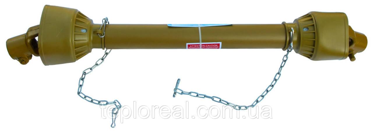 Карданный вал для косилки, сажалки, сеялки (100 см) 6*6 шлицов