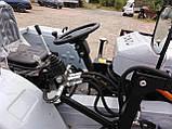 Фронтальный погрузчик ФН-1 для мототрактора, фото 2