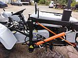 Фронтальный погрузчик ФН-1 для мототрактора, фото 3
