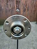 Балка АТВ-155(08Р) для прицепа под жигулевское колеса усиленная (толщина 6 мм), фото 2