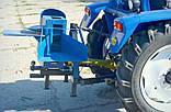"""ИЗМЕЛЬЧИТЕЛЬ ВЕТОК """"Премиум"""" для трактора (без конуса, трехточ. крепл., 1-ст. заточка ножей)(диаметр до 50 мм), фото 7"""