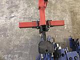 Сеноворошилка Солнышко на 3 колеса ТМ АРА (одна точка, мототрактор), фото 7