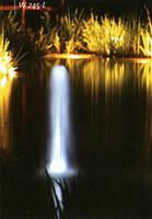 """Фонтанная насадка """"Пенный источник"""" c LED подсветкой + сенсор, фото 1"""