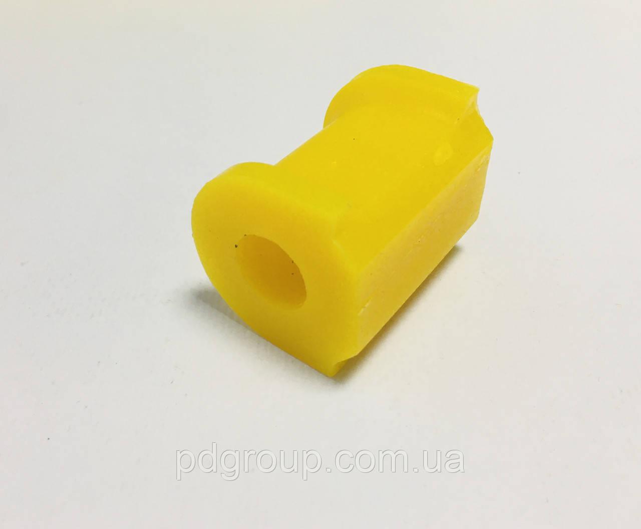 Полиуретановая втулка стабилизатора переднего Калина 1117-1118-1119  ВАЗ  ОЕ 1118-2906040