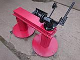 Косилка роторная мотоблочная Володар КР-1,1 (110 см, цепной редуктор), фото 2