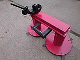 Косилка роторная мотоблочная Володар КР-1,1 (110 см, цепной редуктор), фото 3