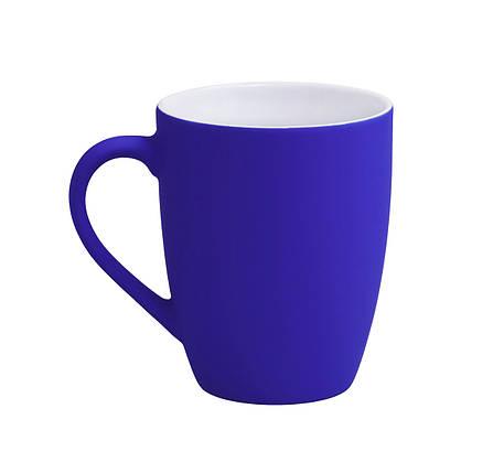 Чашка керамическая с матовым покрытием 320 мл, фото 2